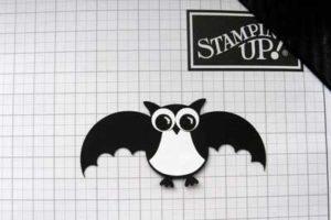 Dracula owl step 5