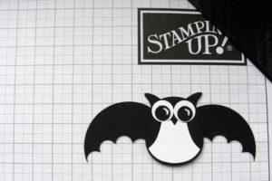 Dracula owl step 6