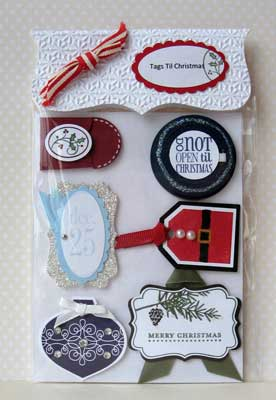 Card candy swaps - group 2 pix - Sara's crafting and
