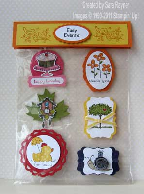 easy events card candy
