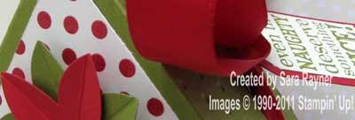 petal cone die box - close up