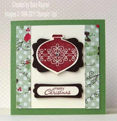 Tags Til Christmas card
