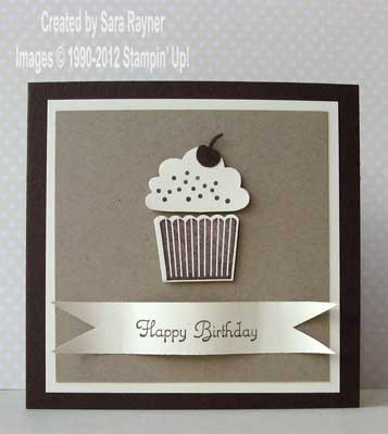 male cupcake card