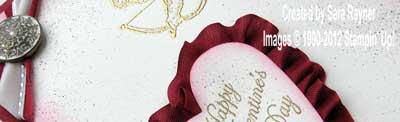 romantic valentine close up