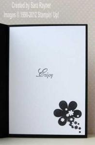 warhol type card inside