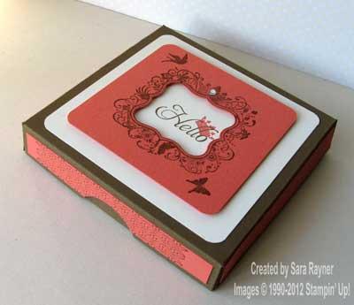 notelet box