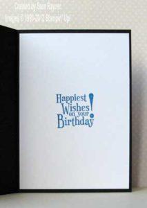 celebrate card inside