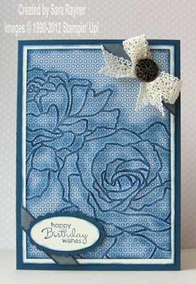 manhattan flower birthday card