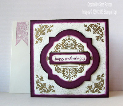 affection collection mothers day card