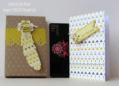 boutique box and cards