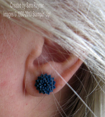dahlia earring
