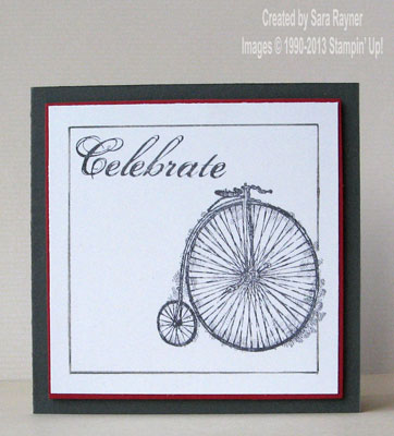 sentimental birthday card