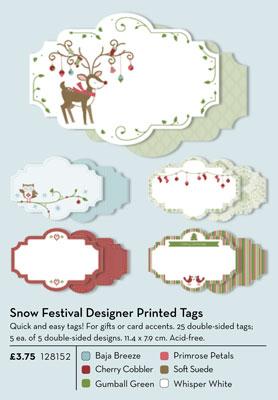 snow festival tags