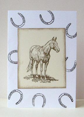 horse frontier