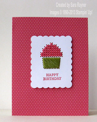 sweet threads birthday card