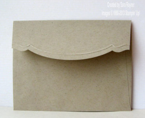 adorning accent envelope