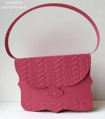 vine street top note bag