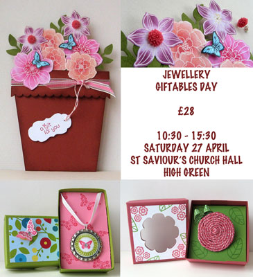 jewellery giftables all day class