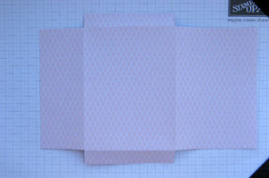 square envelope - step 3