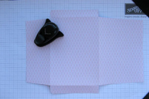 square envelope - step 4