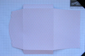 square envelope - step 5