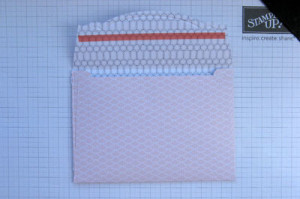 square envelope - step 6
