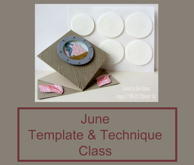 Template And Technique June