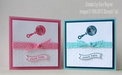 button buddies baby card