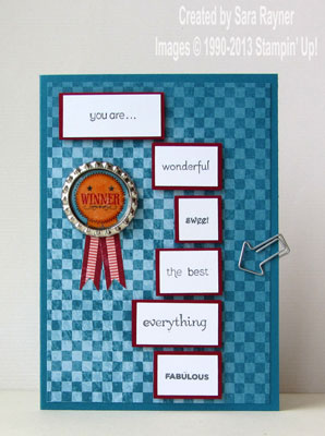 you are Father's Day card