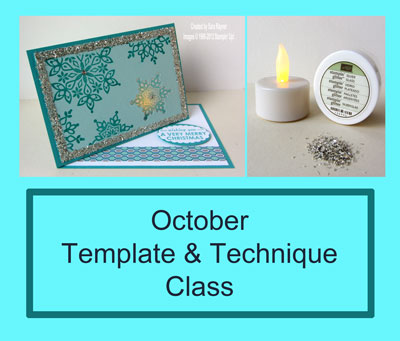 Template And Technique Class October