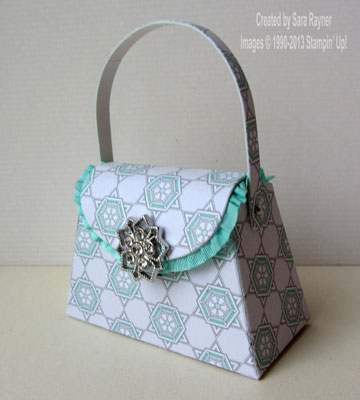 winter frost handbag