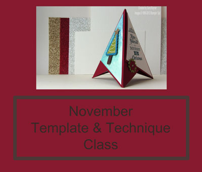 Template And Technique Class November