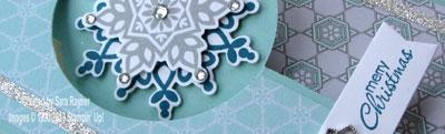 festive thinlit close up