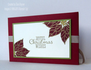 joyful christmas box