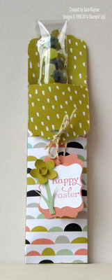 easter tag topper treat
