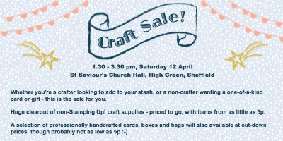Non-SU craft sale