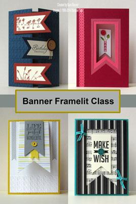 banner framelit class