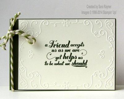 feel good friend