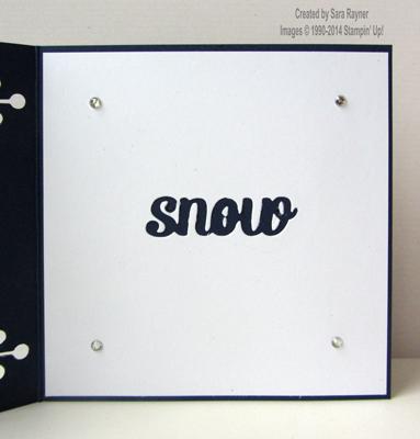 snowflake framelit inside