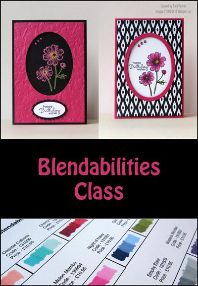Blendabilities class