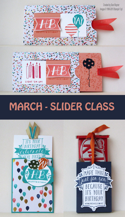 Slider Class