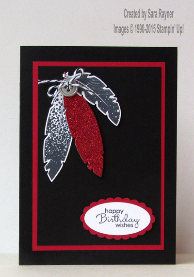 four feathers bling