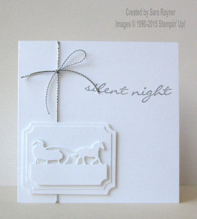 sleigh ride labels