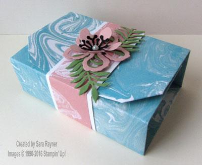 artistic box