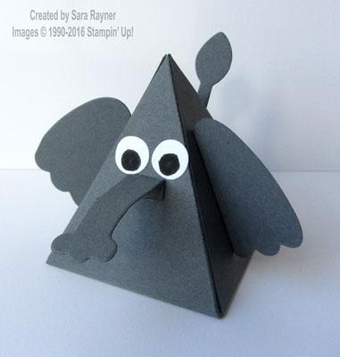 pyramid elephant