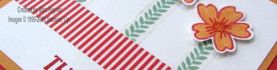 printed washi close up